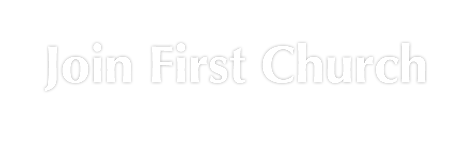 Join First Church