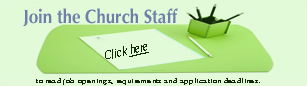 Join the church staff. 