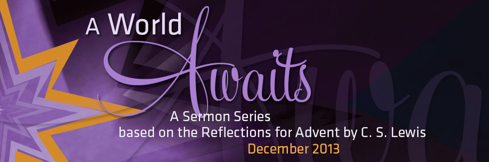Advent: A World Awaits